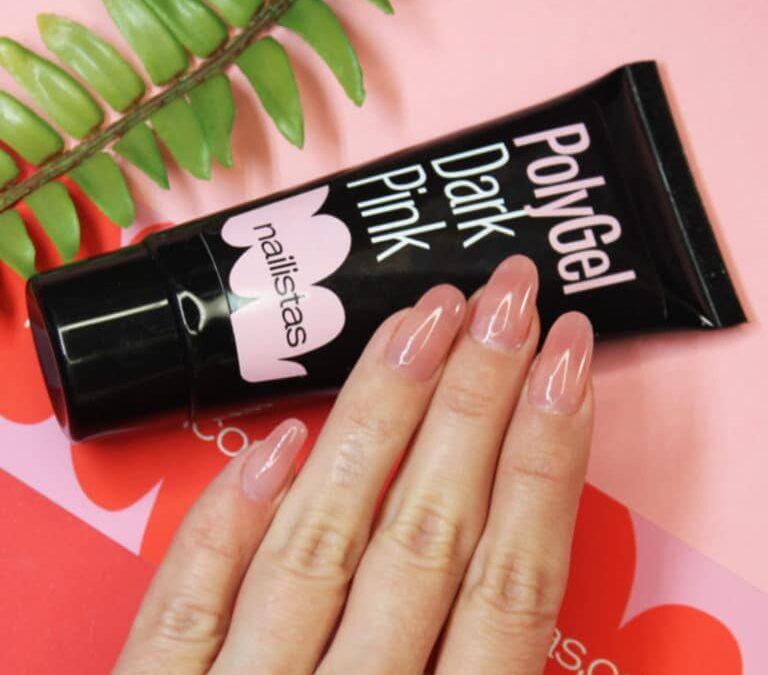 Un nuevo método para tus uñas, Polygel, ha llegado para quedarse.